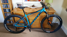 Scott Scale 720 Mountain Bike