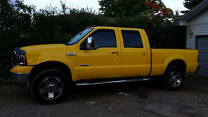 2006 Ford F-250 Amarillo Edition - considering reasonable offers