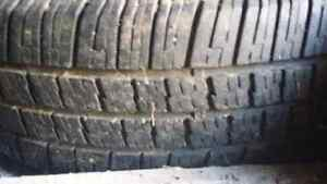 14' all season tires on rims  Kawartha Lakes Peterborough Area image 6