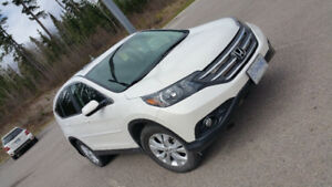 2013 Honda CR-V EXL SUV, Crossover low mileage