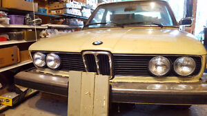 1978 BMW 530i for sale -SERIOUS INQUIRIES ONLY