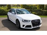 2014 Audi RS4 4.2 FSI Quattro 5dr S Tronic Automatic Petrol Estate