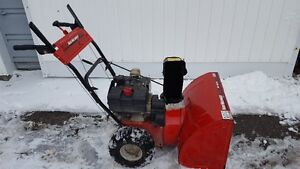 MTD Yard Machine 8 HP Duel Stage Snowblower