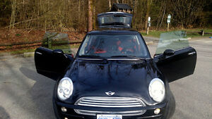 2002 MINI Mini Cooper Hatchback