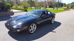 2003 Jaguar XKR Safety & E Tested