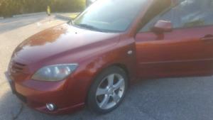 2006 Mazda 3 for $2200