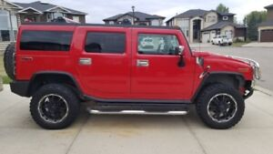 2004 HUMMER H2 - FULLY LOADED - PRICE REDUCED!!!!