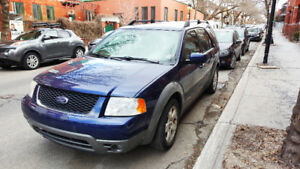 Ford Freestyle 2006 AWD SEL