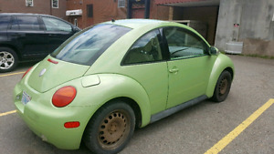 04 VW New Beetle
