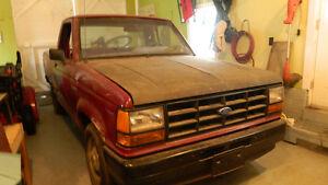 Ford Ranger 1989