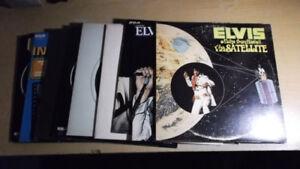 vinyles de elvis presley