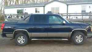 2006 Chevrolet Avalanche Pickup Truck