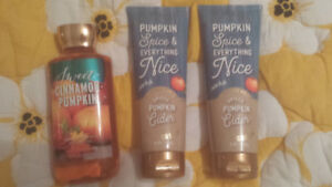 Bath and Body Works - Brand New body wash and body lotion