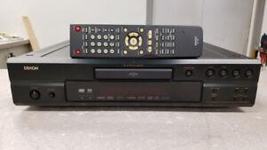 Denon Super Audio CD & DVD Player