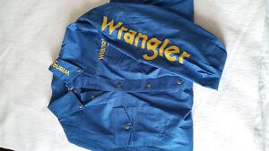 wrangler show shirt