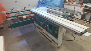 Multi-operation Woodworking machine