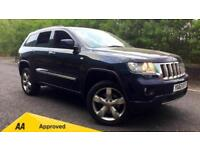 2012 Jeep Grand Cherokee 3.0 CRD Overland 5dr Automatic Diesel Estate