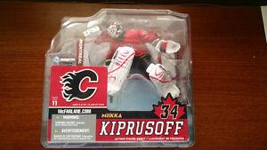 Miikka Kiprusoff Calgary Flames McFarlane NHL Series 11 Figurine Kitchener / Waterloo Kitchener Area image 1