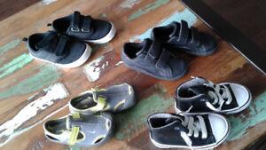 4 Paires de chaussures enfant garçon