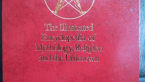 Man,Myth&Magic book