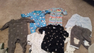 Huge lot of baby boy clothes!