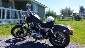 Echange Harley Davidson  contre vtt