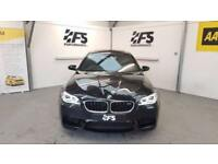 2013 BMW M5 4.4 (Competition Pack) Saloon M DCT 4dr (start/stop)