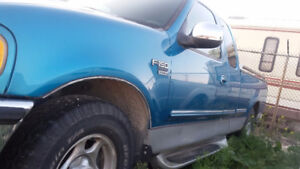 1998 Ford F-150 Ext Cab RWD No Rust No Safety Trades?