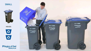Peel Recycle Bin (Small) trade for your Medium
