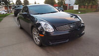 2006 Infiniti G35 Coupe (2 door) - Stock, Fast, Reliable