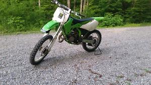 1999 kx125