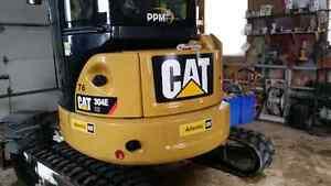 cat 304