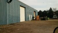 Industrial or Commercial Building For Lease/Sale