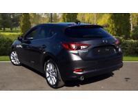 2018 Mazda 3 2.0 Sport Nav 5dr Automatic Petrol Hatchback