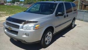 2008 Chevrolet Uplander Minivan. Extended