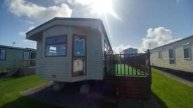Static caravan for sale at Ocean Heights Leisure Park west Wales