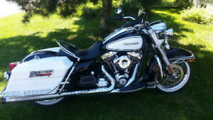 Harley Davidson road king 2012