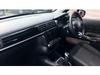 2017 Citroen C3 1.2 PureTech Flair (s/s) 5dr Hatchback Petrol Manual