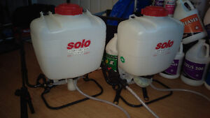 SOLO 475-B Professional Diaphragm Pump Backpack Sprayer