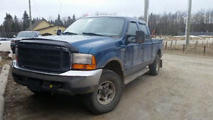 2001 Ford F-350 7.3 powerstroke