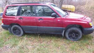 1998 Subaru Forester L SUV, Crossover
