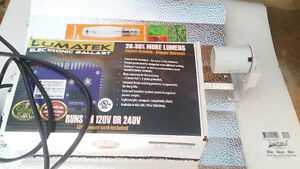 Lumatek 300 watt digital ballast kit