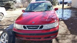 Need this car gone!  Open to offers.  1999 9-5 Saab