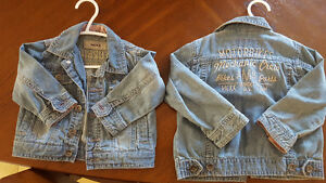 Mexx motorcycle Jean jacket