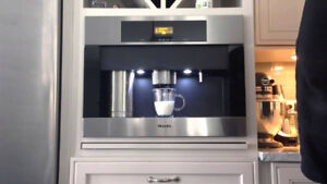 Miele CVA4062  Built in coffee maker