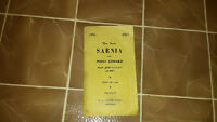 1956/1957 Sarnia and Pt Edward Map and Street Guide