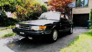 1991 saab 900 s