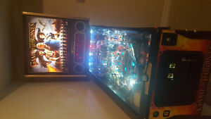 Game of thrones pinball HUO. L.E.