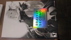 Bravely second collectors edition