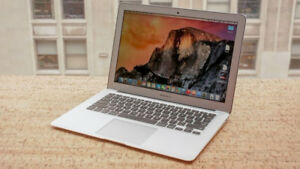 "2013 Apple Macbook Air 13"" 256gb comme neuf"